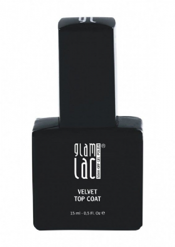 GlamLac Velvet Top Coat 15ml